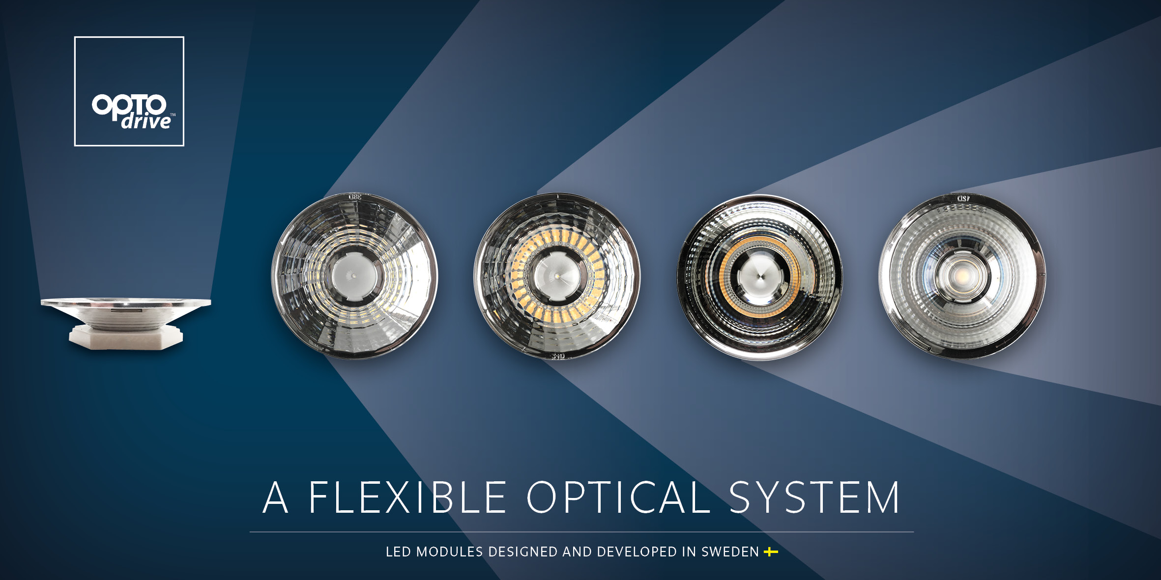 A flexible optical system