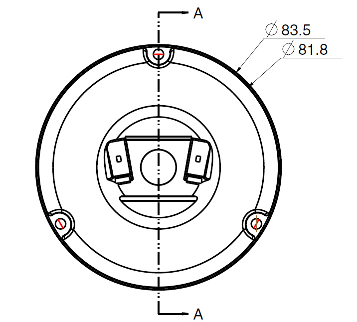 Lilly Circular Led Module